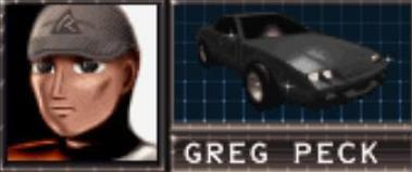 Greg Peck - Death Rally