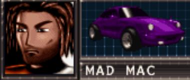 Mad Mac - Death Rally