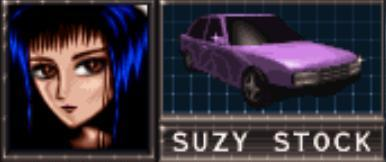 Suzy Stock - Death Rally